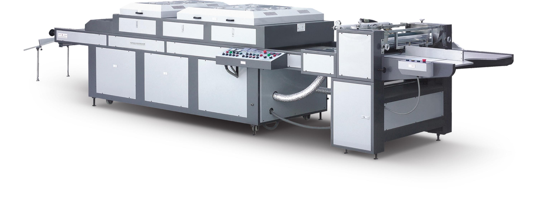 SGUV-1000B/1200B 全面UV上光机