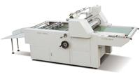 YFMB720    920  1200  半自动覆膜机(机械分切)